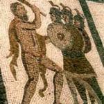 Mosaïque d'Hercule