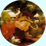 Les pommes d'or du jardin des Hespérides